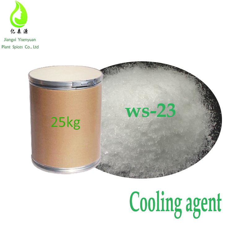 100% Pure Cooling Agent ws-23 For Food Easily Melting In Solvent