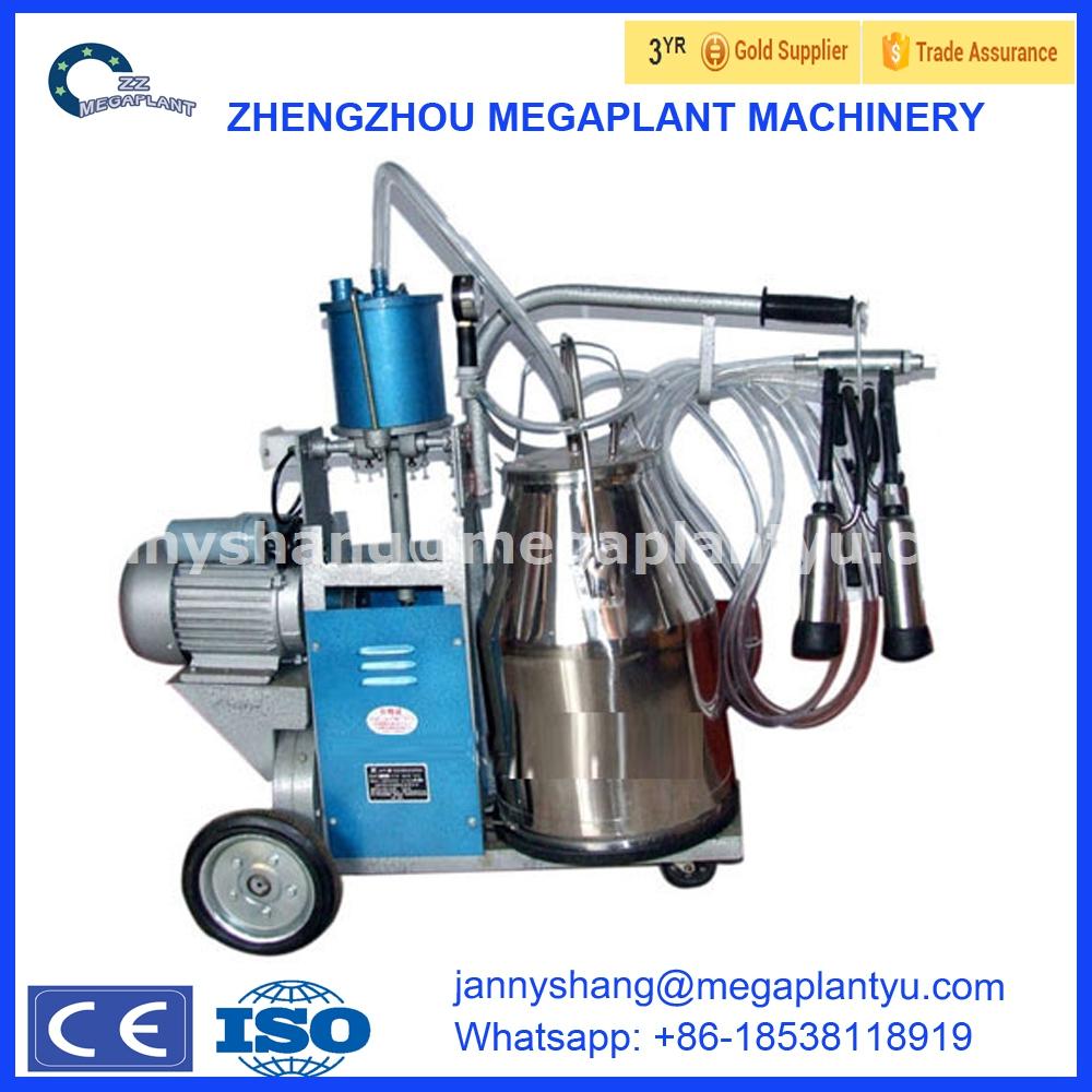 Milking Machine Parts : Vacuum pump type cow penis milking machine of spare parts