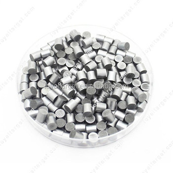 4N 5N 5N5 High Purity Aluminium Granules