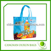 Eco-friendly bag ecological promotional pp non woven bag