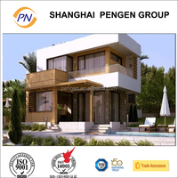 Fast Install prefabricated houses Light Steel Structure Modular House
