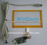 6.4-24 inch surface capacitive touch screen for pos industrial hand phone cell phone