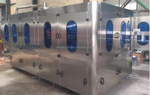 Bottle purified drinking water production line/ purified water/mineral water bottling plant