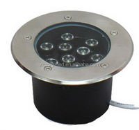 LED Deck Light Kit Aluminum Alloy Waterproof LED Inground Lights for Outdoor Garden Stairs