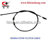motorcycle brake cable cd70f hebei factory from 1990