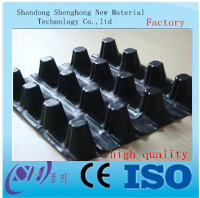hot sale hdpe plastic drainage cell for road construction