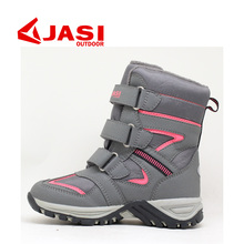 OEM Cheap Price long snow boots kids ankle cute boots /long shoes for girl