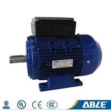 220v 2hp 4 pole single phase 1400 rpm motor asynchronous