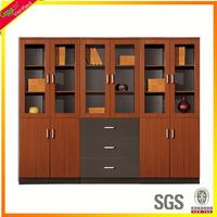 Knock down pigeon hole file cabinet for home