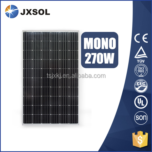 solar energy 270w solar panel with low price