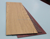 Wooden Colors Living Room/showroom/bedroom Vinyl Flooring