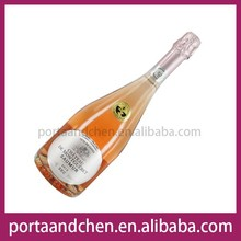Rose Wine alcohol unique French Rose wine - CHATEAU DE MONTGUERET AOP Saumur Brut Rose