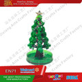 Novelty green paper tree/Paper folding christmas tree