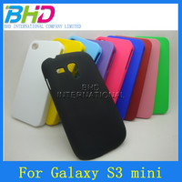 for samsun galaxy s3 mini i8190 back hard case cover