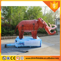 Cheap giant inflatable elephant cartoon for outdoor advertising / promotion C-322