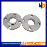 ASTM A105 12 inch pipe flange