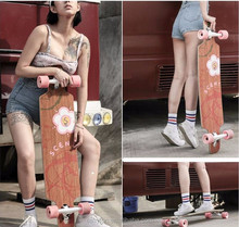 ODM/OEM Blank Longboard Complete For Teenagers And Adults/Kids