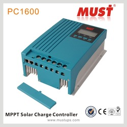 PC1600 MUST LCD display 30A PWM charge controller /solar regulator