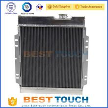 HIACE SBV 1995-2004 MT HIACE SBV/TOWNACE/GRANVIA water cooling car radiator prices for Toyota
