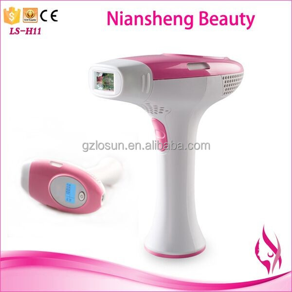 Niansheng LS-H11 for men ipl laser permanent home hair removal