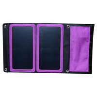 High Efficiency Portable Mobile Laptop Solar Charger 5v 2a