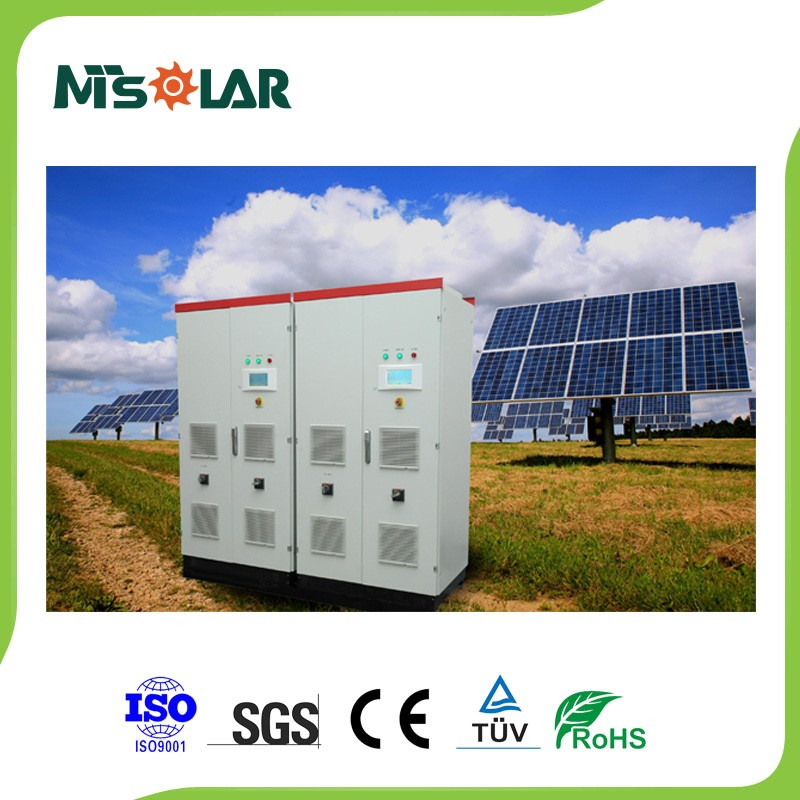 hot sale low price 100KW solar power system for outdoot lighting