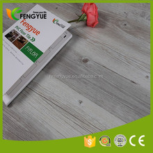 Allure Flooring PVC Wood Plank Plastic Flooring tile By Chinese Supplier