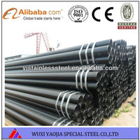 Chinese supplier cold rolled carbon steel tube