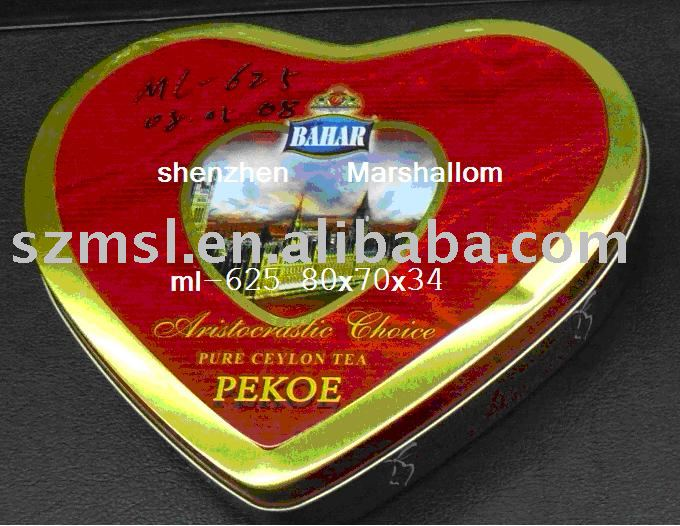 heart shaped box for chocolate