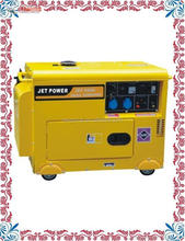 Modern portable super silent diesel generator 120kva 95kw soundproof generator for home use for sale with CE approved