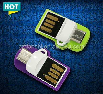 Cheapest Mini plastic 1GB 2GB 4GB 8GB 16GB 32GB otg usb flash drive