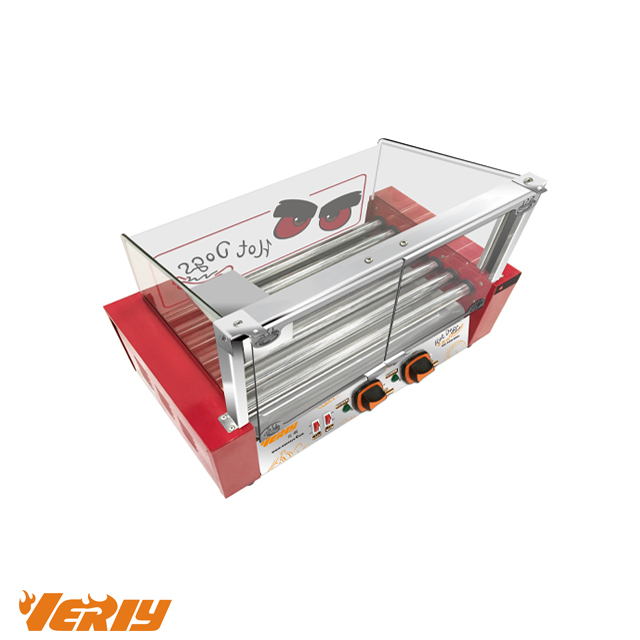 WY-909 Hot dog grill WY-009