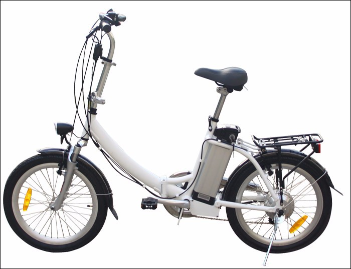 Folding Lithium Electric bicycle with CE