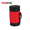 Small collapsible outdoor good quality design customized insulated bottle cooler warmer bag