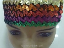 New Fair Isle Knitted Postcard Headband