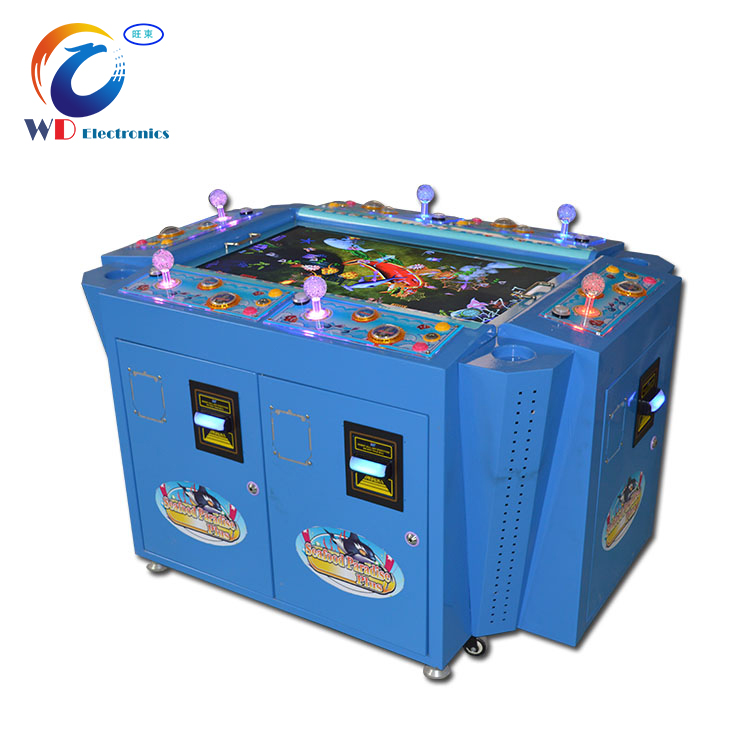 (WD-Custom fish board ) Malaysia,Vinetnam Arcade shooting electronic IGS fishing game video Game Machine