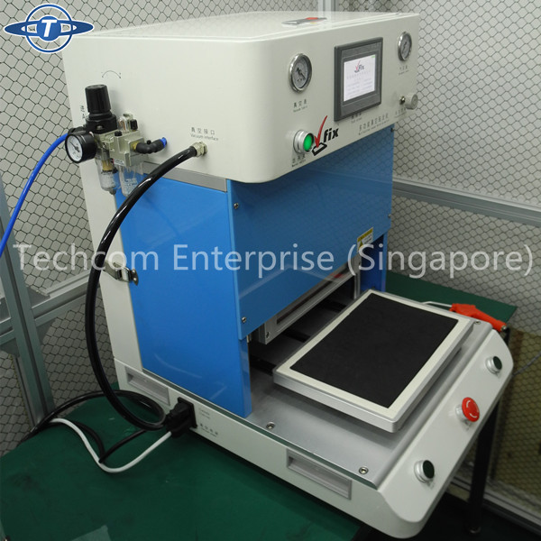 LCD Repair Large OCA Laminating Machine for smart phone Refurbish