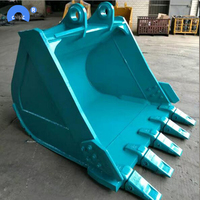 Professional manufacturer cheap price excavator bucket assy attaching Standard bucket for excavator