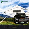 2017 Heavy duty 2-4 person camper portable camping trailer tent soft roof top tent roof tent