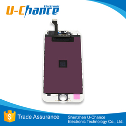 high copy for iPhone 6 LCD display and digitizer touch screen combo