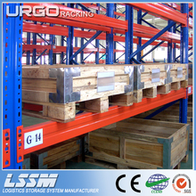 High quality customized warehouse storage <strong>rack</strong> and Global Storage Dexion pallet racking from Chinese supplier (URGO)