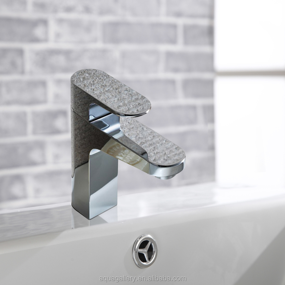 Aqua Gallery Single Hole Deck Mounted Wash Basin Faucets