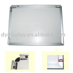 A1 Aluminum Photo Frame For Advertising Promotion