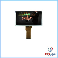 7.0 inch industrial intelligent HMI panel lcd display for car audio