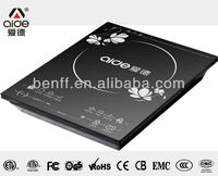 CB approval touch control touchable induction cooker