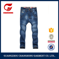 B2B Service Designer jeans 40 waists Garment jeans manufacturer in China
