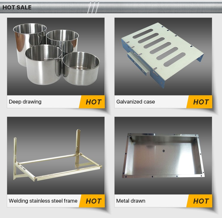 Custom precision metal stamping with powed coating manufacturer,Custom large size metal stamping
