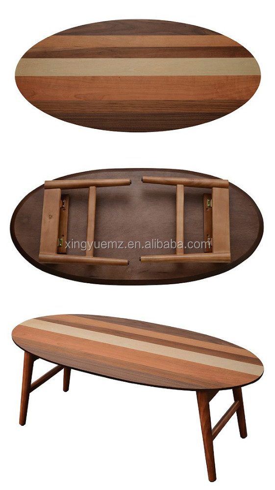 Elliptical Coffee Table Living Room Furniture Japanese Furniture Buy Chippendale Furniture