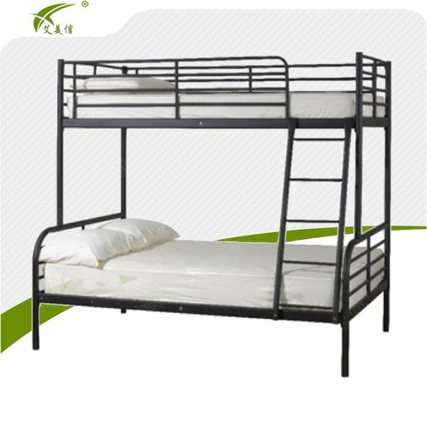 Hierro dormitorio de la escuela cama doble muebles de for Curso diseno de muebles