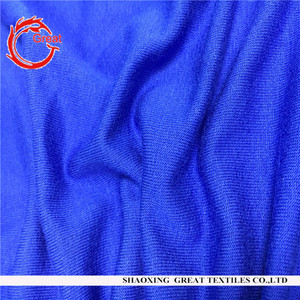 CHEAPEST RAYON FABRIC OE STOCK RAYON SPANDEX JERSEY FABRIC